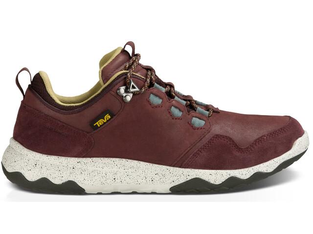 Teva M's Arrowood LUX WP Shoes Mahogany